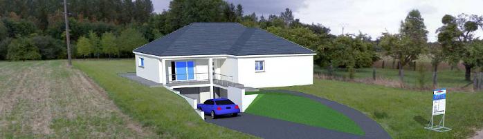 exemples de r alisations maitre d 39 oeuvre dessin plan permis construire maison tude batiment. Black Bedroom Furniture Sets. Home Design Ideas